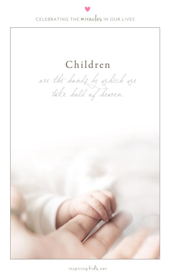 ChildrenHandsHeaven