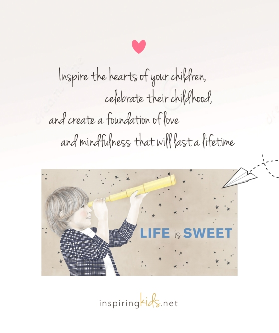 Kickstarter, Life is Sweet, children's book, self-publishing
